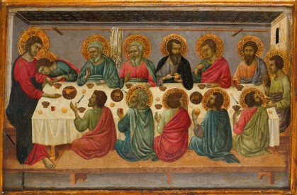 1%d0%b3_ugolino_di_nerio-_the_last_supper_metropolitan_mus-_n-y
